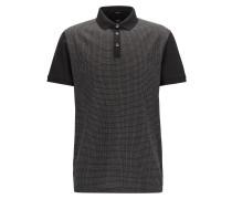 Regular-Fit Poloshirt aus reiner Baumwolle