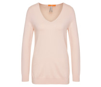 Relaxed-Fit Strickpullover aus Viskose-Mix