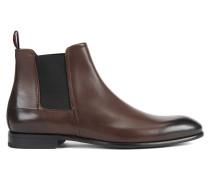 Schicke Chelsea Boots aus edlem Leder