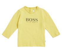 Regular-Fit Kids-Shirt aus Baumwoll-Jersey