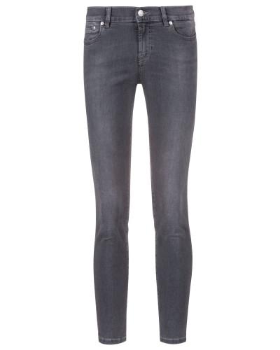 Skinny-Fit Jeans aus elastischem Baumwoll-Mix
