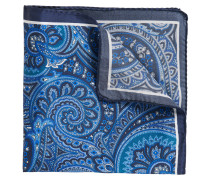 Einstecktuch aus edler Seide mit Paisley-Muster