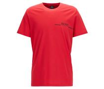 Relaxed-Fit T-Shirt aus Baumwoll-Jersey