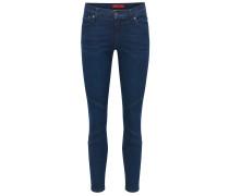 Skinny-Fit Jeans aus Super-Stretch Denim