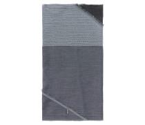Schal aus Baumwolle mit asymmetrischen Abschlüssen
