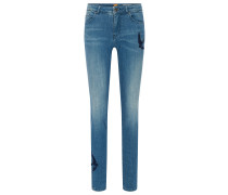 Slim-Fit Jeans aus Super-Stretch-Denim