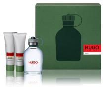 Geschenkset 'HUGO Man' mit Eau de Toilette 100 ml und Duschgel
