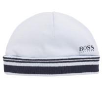 Baby-Mütze aus weicher Baumwolle