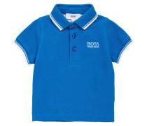 Kids-Poloshirt aus Baumwolle mit kurzen Ärmeln