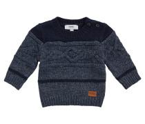 Baby-Pullover aus elastischem Baumwoll-Mix: 'J05516'