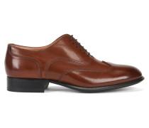 Formelle Schuhe aus Leder mit Schnürung