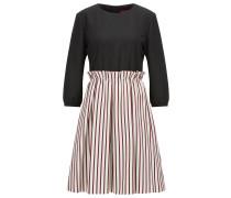 Regular-Fit Kleid aus reiner Baumwolle