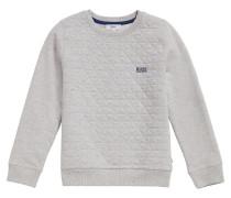 Kids-Sweatshirt aus elastischem Baumwoll-Mix