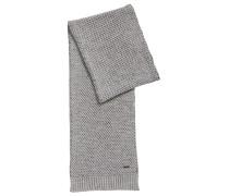 Grobstrick-Schal aus Kaschmir-Mix mit Schurwolle