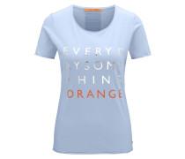 Slim-Fit T-Shirt aus Single-Jersey