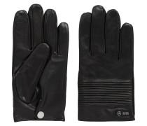 Nappaleder-Handschuhe aus der Mercedes-Benz Kollektion mit gesmoktem Detail