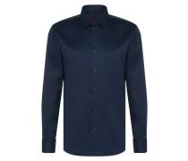 Regular-Fit Hemd aus Baumwolle mit Umschlagmanschetten