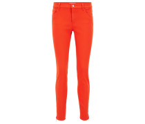 Slim-Fit Jeans aus Super-Stretch-Denim