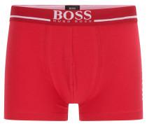Boxershorts aus Stretch-Baumwolle mit normaler Bundhöhe und Logo