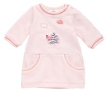 Baby-Kleid aus Baumwolle mit Print