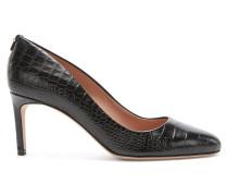 BOSS Luxury Staple Pumps aus edlem italienischem Leder