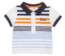 Baby-Poloshirt aus elastischem Piqué
