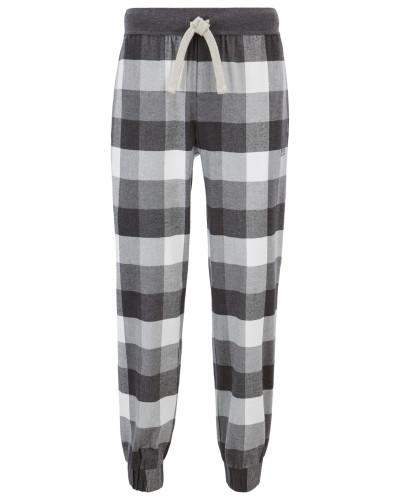 Pyjama-Hose aus weich angerautem Flanell