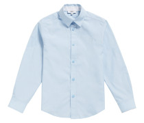 Kids-Hemd aus fein strukturierter Baumwolle