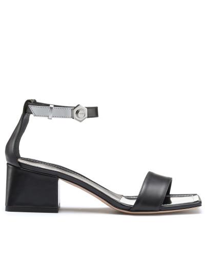 Sandaletten aus italienischem Leder