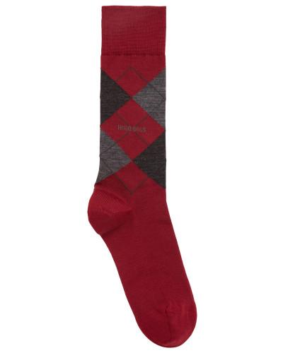 Mittelhohe Socken aus Temperatur regulierendem Woll-Mix