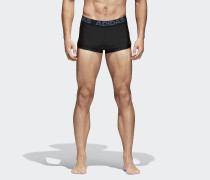 Solid Boxer-Badehose