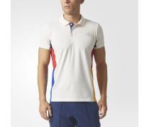 New York Colorblock Poloshirt