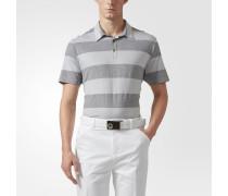 adipure Rugby Stripes Piqué Poloshirt