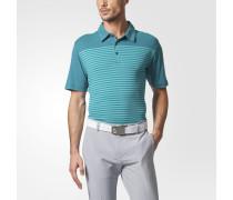 adipure Jaquard Stripe Poloshirt