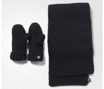 Handschuhe und Schal Set