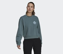 Five Ten Cropped Sweatshirt