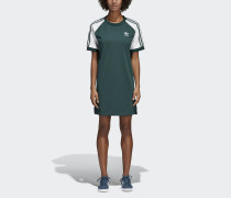 3-Streifen Raglan Kleid