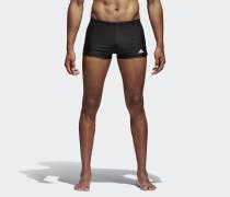 3-Streifen Boxer-Badehose