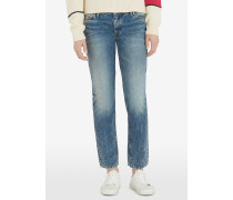 Jeans - Modell Alva Straight Cropped