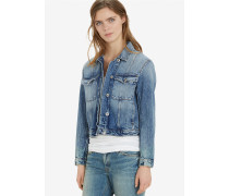 Jeans-Jacke