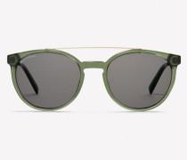Sonnenbrille green