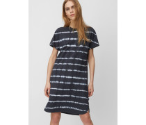 Marc O'Polo T-Shirt-Kleid Scandinavian blue