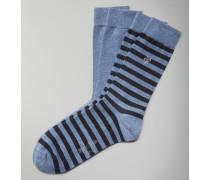 Marc O'Polo Socken jeansblau