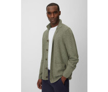Marc O'Polo Cardigan  deep lichen green