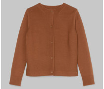 Marc O'Polo Cardigan  chestnut brown