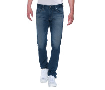Cleane Straigth-Cut Jeans  // The Tellis TPT