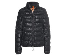 Steppjacke aus Leder  // Jodie Leather Black