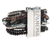 Handgemachtes Armband  // Meteor Black