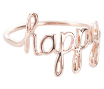 14 Karat Roségold-Ring  // Happy Rosegold