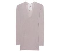 Kaschmir-Mix-Pullover  // Richmond Shirt Exposed Crystal